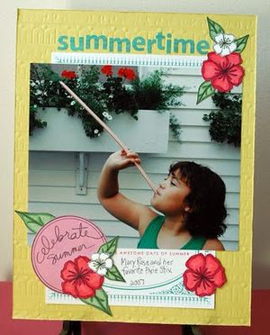 Technique-Tuesday-Laura-Summertime-Layout