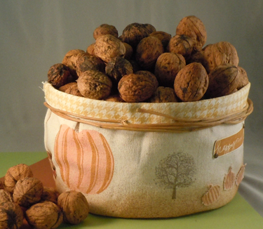 Walnut Basket 1