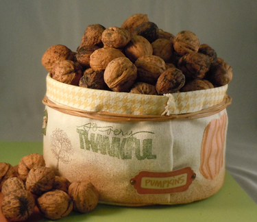 Walnut Basket 2