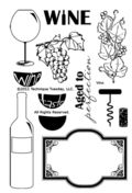 Technique-Tuesday-Vino-Clear-Stamps-Medium