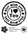 Technique-Tuesday-Mother-Seal-Clear-Stamps-Small