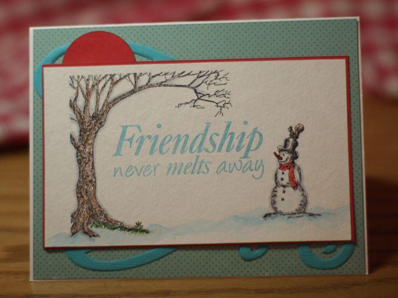 Friendship never melts 006