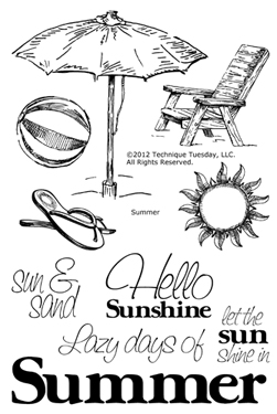Technique-Tuesday-Summer-Clear-Stamps-Medium