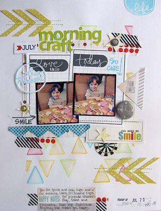 Morning craft Daniela Dobson