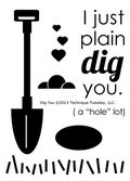 Technique-Tuesday-Dig-You-Clear-Stamps-Medium