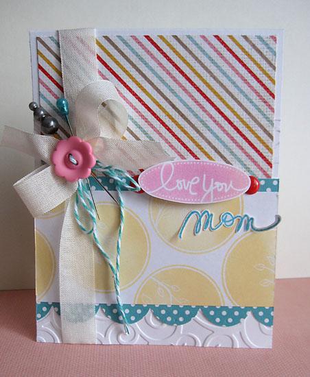 Love you mom by Daniela Dobson