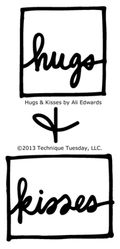 Technique-Tuesday-Hugs-Kisses-By-Ali-Edwards-Clear-Stamps-Medium