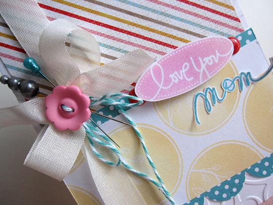 Love you mom close by Daniela Dobson