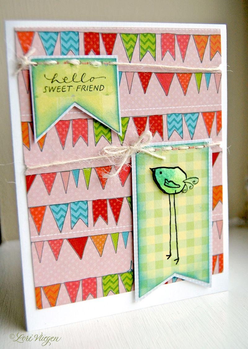Chickadee stamp card3