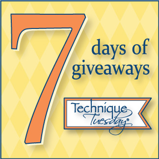 Technique-Tuesday-7-Days-Giveaways-Square
