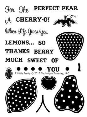 Technique-Tuesday-A-Little-Fruity-Clear-Stamps-Medium
