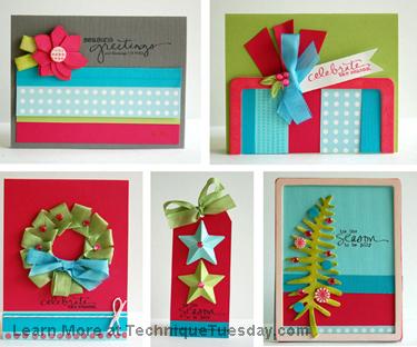 Technique-Tuesday-Merry-Bright-Card-Kit-Medium