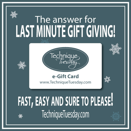 Technique-Tuesday-Clear-Stamps-Christmas-Gift-Cards-Social-Media-Square