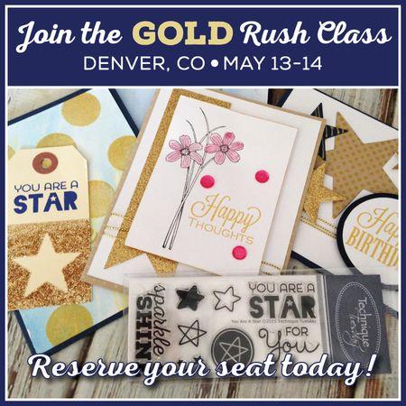 Technique-Tuesday-Gold-Rush-Class-Denver-CO