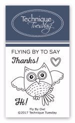 Technique-Tuesday-Fly-By-Owl-Clear-Stamps-Large