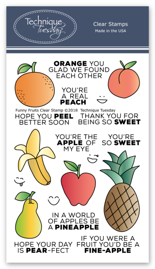Funny-Fruits-Clear-Stamps-Technique-Tuesday-FB