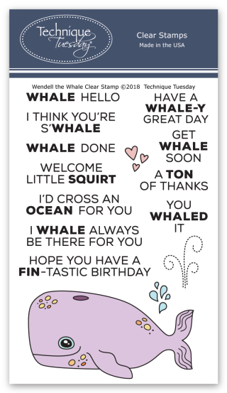 Wendell-the-Whale-Animal-House-Clear-Stamps-Technique-Tuesday-FB
