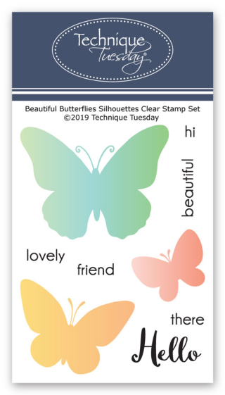 Beautiful-Butterflies-Silhouettes-Clear-Stamps-Technique-Tuesday