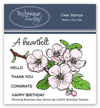 Blooming-Branches-Greenhouse-Society-Clear-Stamps-Technique-Tuesday