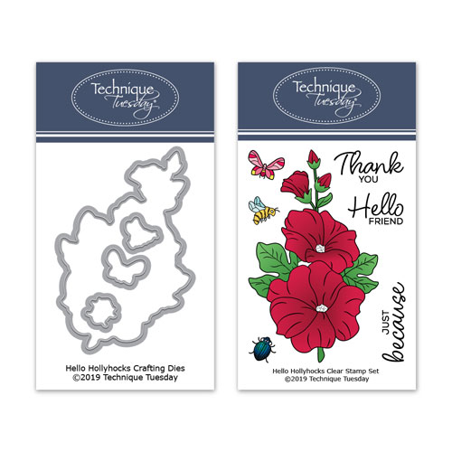 BuGSHHo-Hello-Hollyhocks-Stamp-Set-with-Matching-Dies