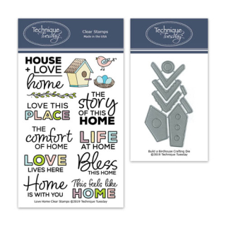 BULHome-Love-Home-Stamp-Set-and-Build-a-Birdhouse-Crafting-Dies-Bundle