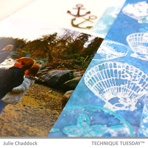 Trip-to-the-Cove-Layout-At-the-Beach-Julie-C-Technique-Tuesday-closeup