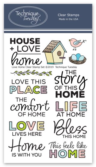 Love-Home-Memory-Keeper-Studio-Clear-Stamps-Technique-Tuesday