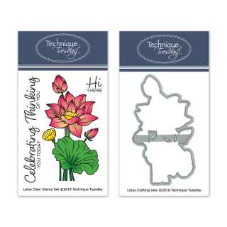 BuGSLot-Lotus-Stamp-Set-with-Matching-Dies