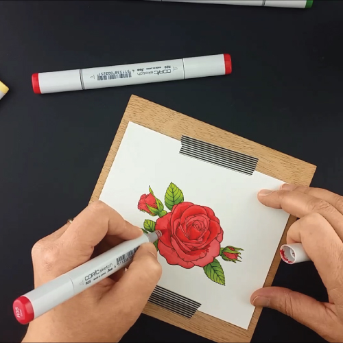 Coloring-the-Sending-Roses-Stamp-Set-Greenhouse-Society-Technique-Tuesday7