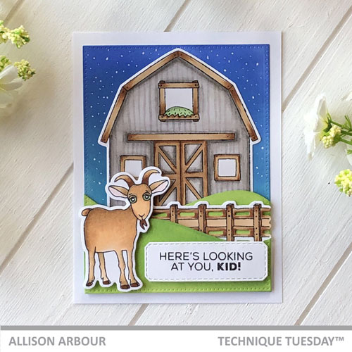 Sassy-Sept-goats-cards-Allison-A-Technique-Tuesday-2