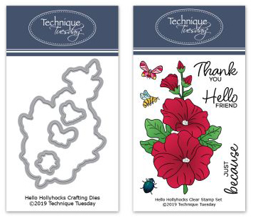 BuGSHHo-Hello-Hollyhocks-Stamp-Set-with-Matching-Dies