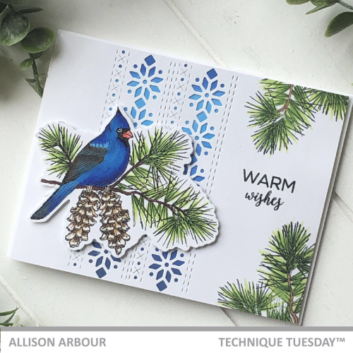 Christmas-in-July-handmade-card2-Allison-A-Technique-Tuesday -2