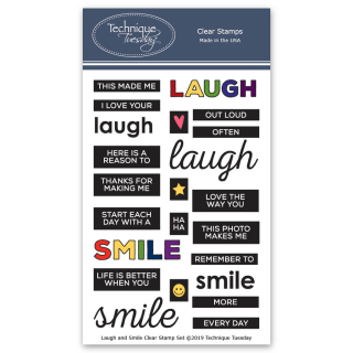 Laugh-and-Smile-Memory-Keepers-Studio-Clear-Stamps-Technique-Tuesday-FB