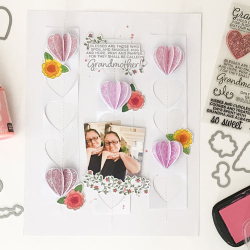 Create Dimensional Scrapbook Embellishments