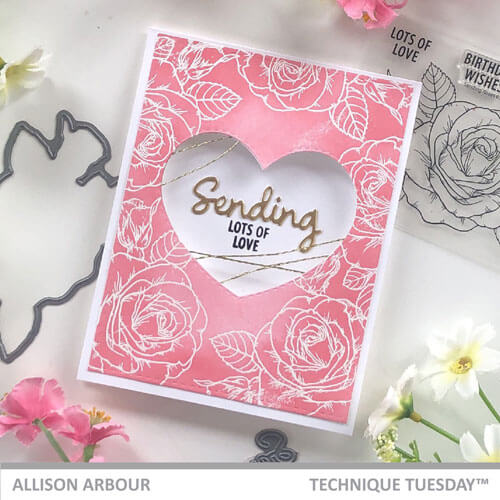 Sending-roses-lovely-promo-card-Allison-A-Technique-Tuesday--1