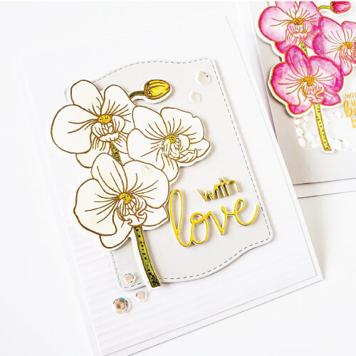 Orchids-Blog-Yasmin-Gold-diecut-With-Love